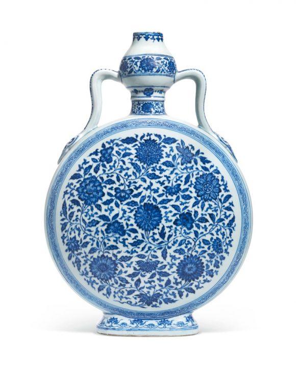 Moon Flask - Baoyuenping - 抱月瓶