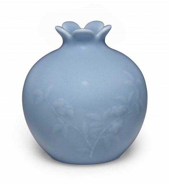 Pomegranate Vase - Shiliuzun - 石榴尊