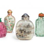 Chinese Snuff Bottles - History