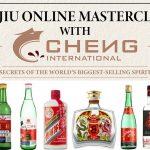 Cheng International - Fenjiu Baijiu Launches UK Master Class