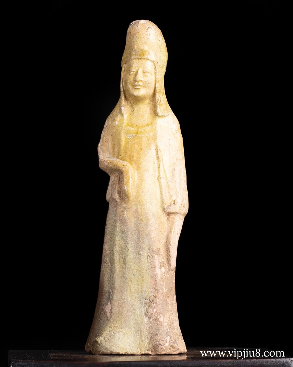 A Good Sui Dynasty (581-618) Female Figure
