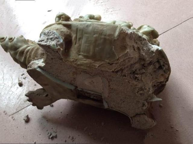 Old Man Calls Police After Son Breaks His Prized Antique